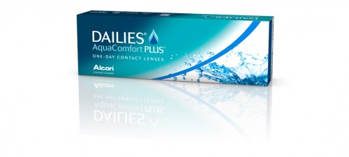 Alcon DAILIES AQUA COMFORT PLUS (30 шт-уп)  1