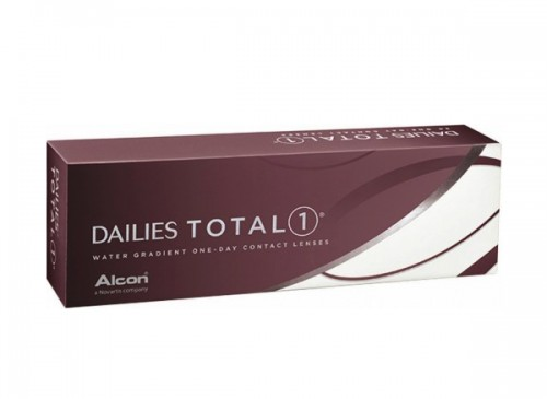 Alcon DAILIES TOTAL1 (30 шт-уп)  1