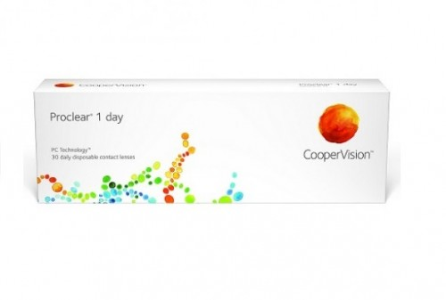 Cooper Vision Proclear 1 day  (30шт-уп) 1