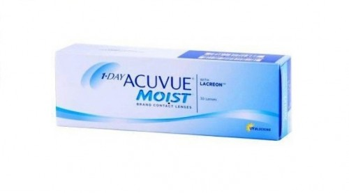 Johnson&Johnson 1-DAY Acuvue Moist (30 шт-уп) 1