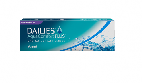 Alcon DAILIES AQUA COMFORT PLUS MULTIFOCAL (30 шт-уп)  1