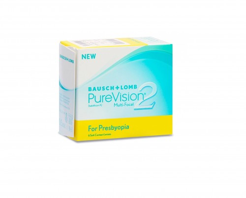 Bausch & Lomb Pure Vision 2  Multi-Focal (6 шт - уп) 1