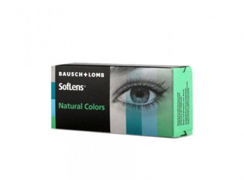 Bausch & Lomb Soflens Natural Color (1 шт) 1