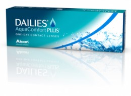 Alcon DAILIES AQUA COMFORT PLUS (30 шт)