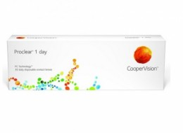 Cooper Vision Proclear 1 day  (30шт-уп)