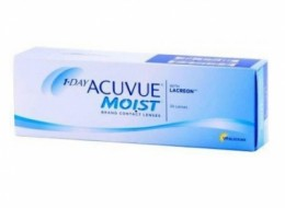 Johnson&Johnson 1-DAY Acuvue Moist (30 шт)
