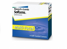 Bausch+Lomb Soflens Multi-Focal(6 шт-уп)