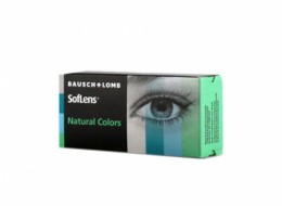 Bausch & Lomb Soflens Natural Color (уп-2 шт)