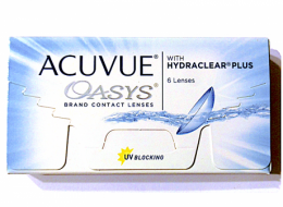 Johnson&Johnson Acuvue Oasys with Hydraclear Plus (6шт-уп)