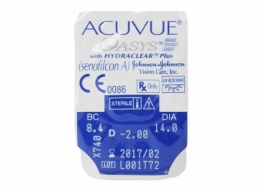 Johnson&Johnson Acuvue Oasys with Hydraclear Plus (1 шт-уп)