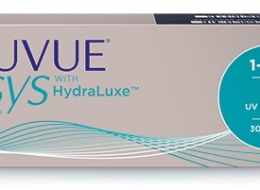 1 day Acuvue Oasys with Hydraluxe 1уп (30 шт)